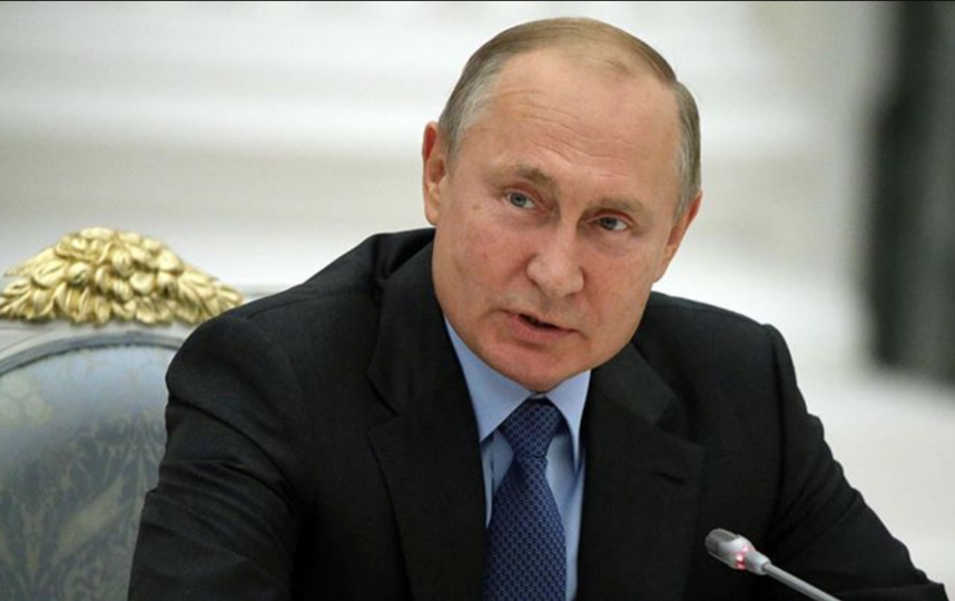 Владимир Путин прокомментировал решение WADA. Фото Скриншот @eurosport.ru