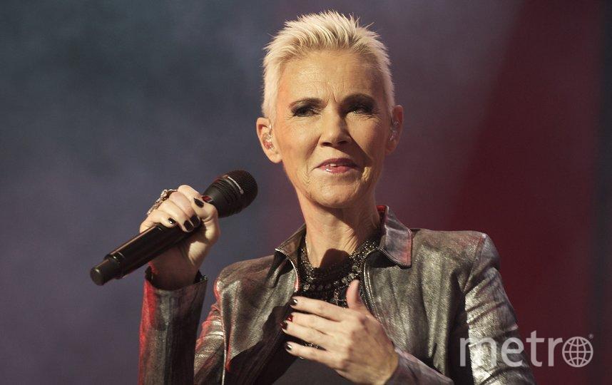 Мари Фредрикссон. Фото Getty