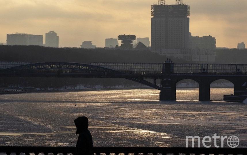 Вид на Андреевский мост. Фото РИА Новости
