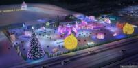 Ледяные копии Кремля и храма Христа Спасителя появятся в Москве
