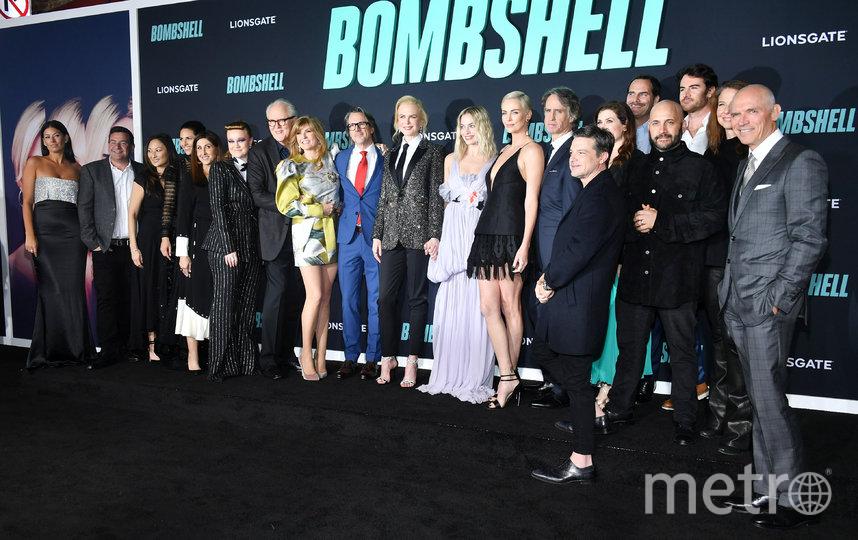 """Гости премьеры фильма """"Скандал"""" в Лос-Анджелесе. Фото Getty"""