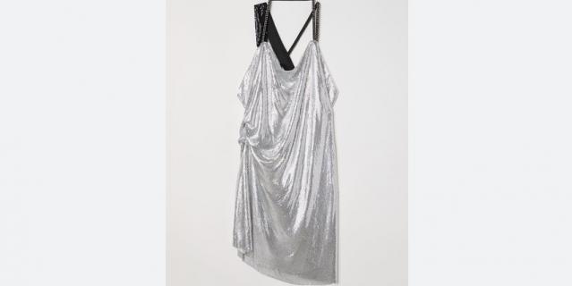 Платье-кольчуга, H&M 12 999 – 13 000 руб.