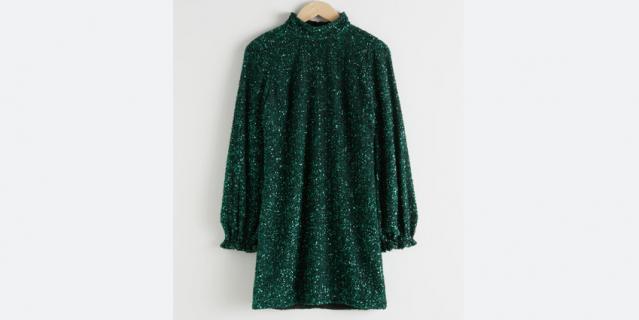 Платье с пайетками, & Other Stories 9500 – 10 000 руб.