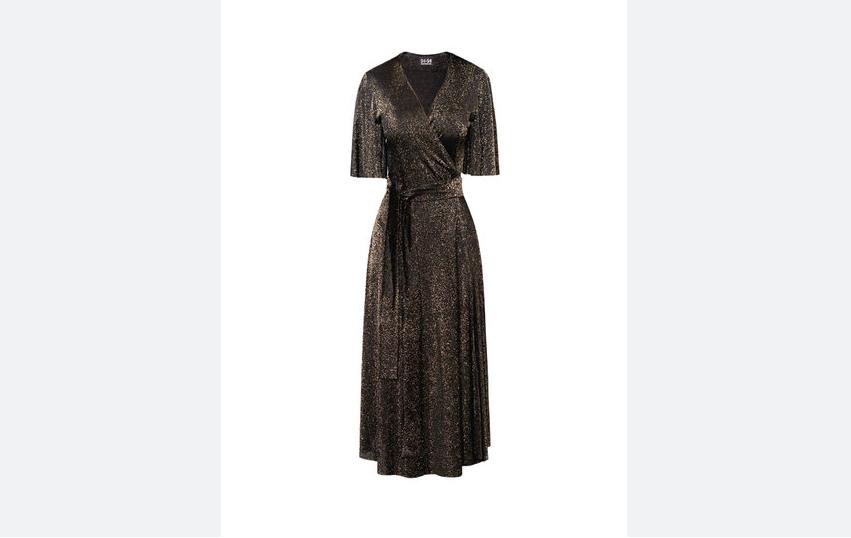 Платье с люрексом SHI-SHI 8900 – 9000 руб.