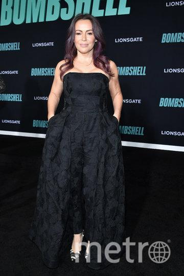 Алисса Милано на премьере фильма в Лос-Анджелесе. Фото Getty