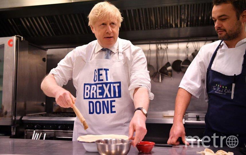 Партию британского премьера Бориса Джонсона поддерживают 46% опрошенных. Фото Getty
