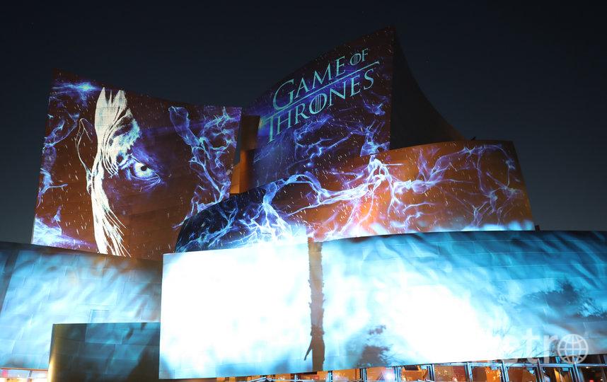 """В этом году завершился один из самых известных сериалов — """"Игры престолов"""". Фото Getty"""