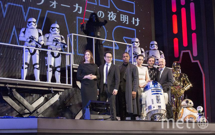 На встрече с фанатами в Токио 11 декабря. Фото Getty