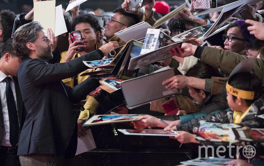 Оскар Айзек. Фото Getty