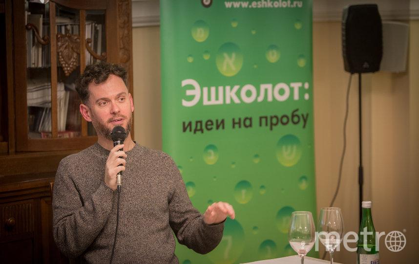 В Петербурге в Большой хоральной синагоге прошел израильско-венгерский ужин. Гастро-экскурсию провел Офер Варди.