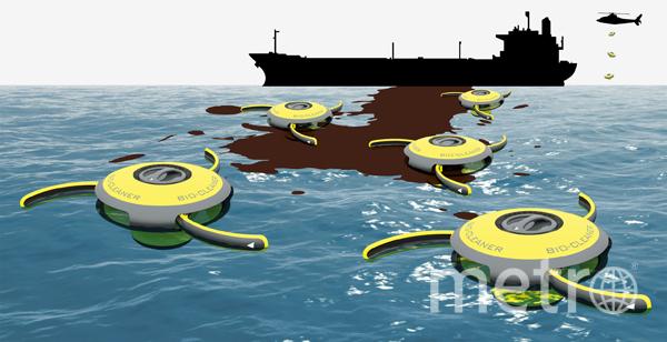 Морские дроны. Фото предоставлено