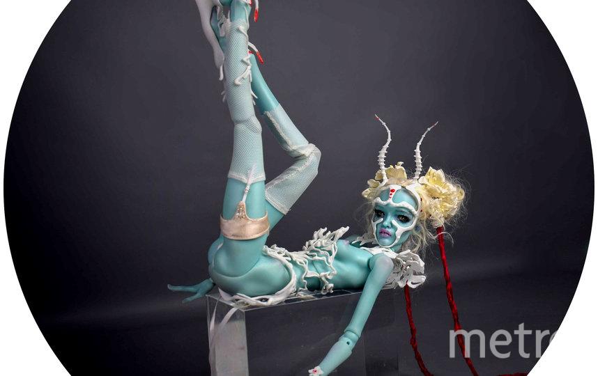 150 тысяч рублей – минимальная цена на оригинальную куклу Паши. По словам художницы, её творения есть в коллекциях Деми Мур и Гильермо Дель Торо. Фото pashapashanewyork.com