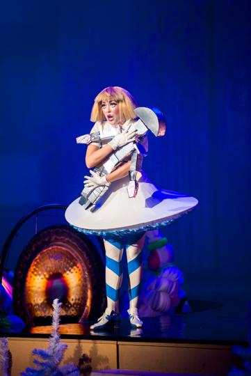"""Новая постановка """"Щелкунчик в Зарядье"""" включает в себя и балет, и оперу, и цирковое шоу. Фото Предоставлено организаторами"""