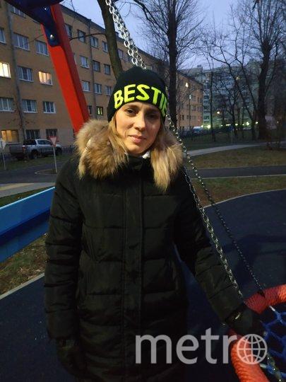 """Ольга, 36 лет, экономист. Фото Наталья Сидоровская, """"Metro"""""""