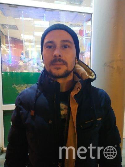 """Сергей, 31 год, монтировщик сцены. Фото Наталья Сидоровская, """"Metro"""""""