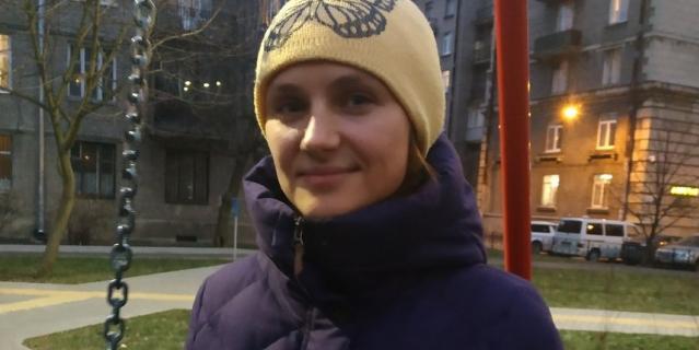 Оксана, 30 лет, в декрете.
