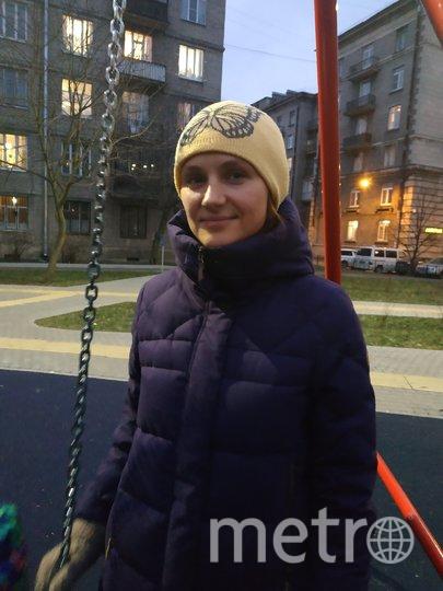 """Оксана, 30 лет, в декрете. Фото Наталья Сидоровская, """"Metro"""""""