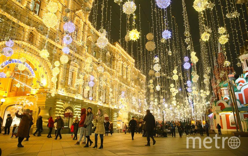 Никольская улица. Фото Василий Кузьмичёнок