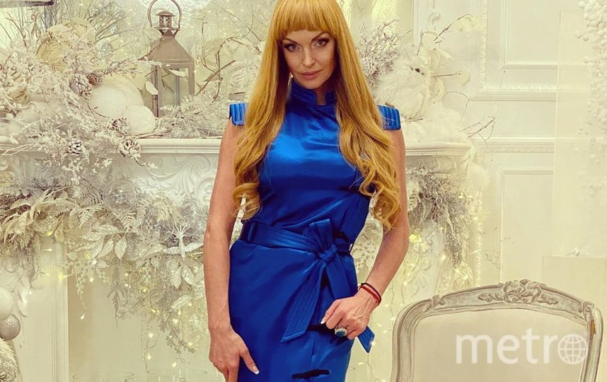 "Анастасия Волочкова. Фото https://www.instagram.com/volochkova_art/, ""Metro"""