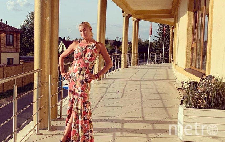 "Анастасия Волочкова. Архив. Фото https://www.instagram.com/volochkova_art/, ""Metro"""