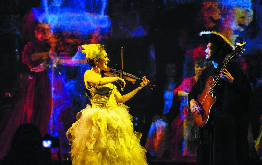 Вивальди. Любовь и смерть в Венеции. Фото Предоставлено организаторами