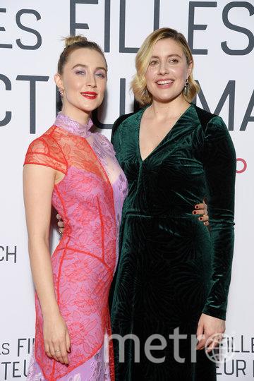 Сирша Ронан и Грета Гервиг. Фото Getty