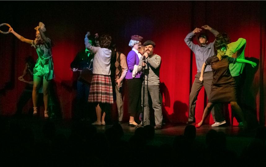 Театральный гала-тур. Фото Предоставлено организаторами