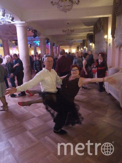 "Я тебе не бабушка, а рок-н-роллер! Меня зовут Людмила Сонникова, я мама и бабушка, люблю жизнь и танцую рок-н-ролл! Фото ""Metro"""