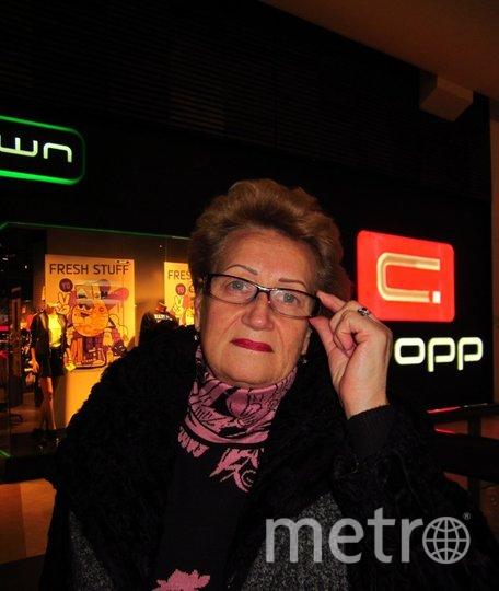 """Мою маму зовут Нелли Викторовна,ей 68 лет! Мама работает,активно отдыхает и очень любит путешествовать. А ее взгляд точно говорит:-""""Какая я вам бабушка!?"""". Фото Петрова Анжелика, """"Metro"""""""