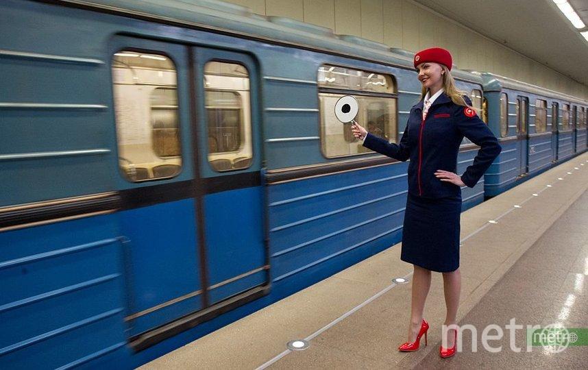 Первые поезда под управлением женщин-машинистов пойдут по Филёвской линии. Фото Василий Кузьмичёнок