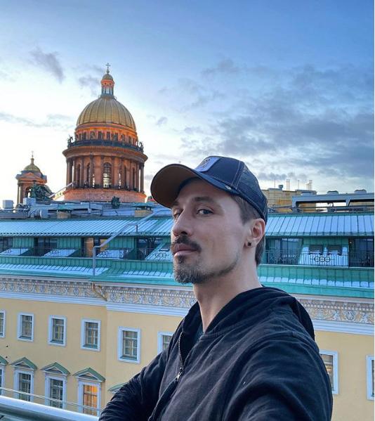 Дима Билан. Фото скриншот https://www.instagram.com/bilanofficial/?hl=ru