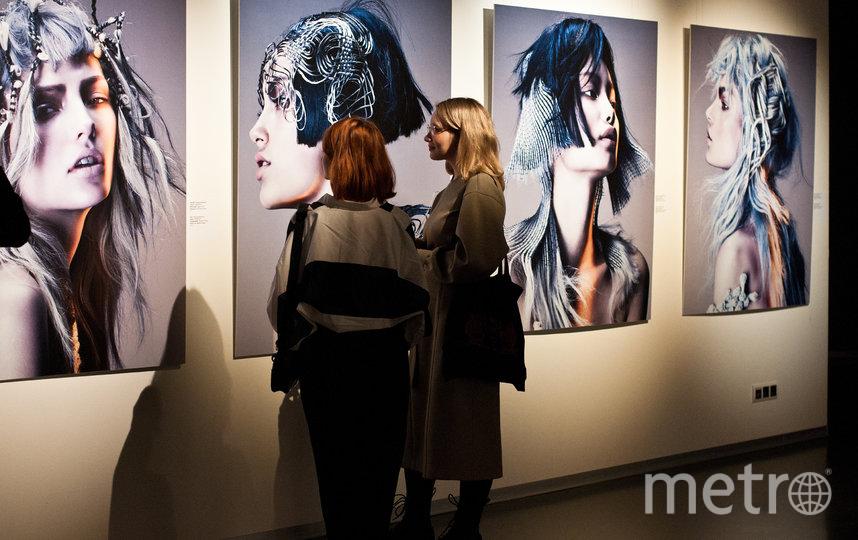 """Выставка """"Волосы"""" в музее """"Эрарта"""". Фото Анна Лутченкова, """"Metro"""""""