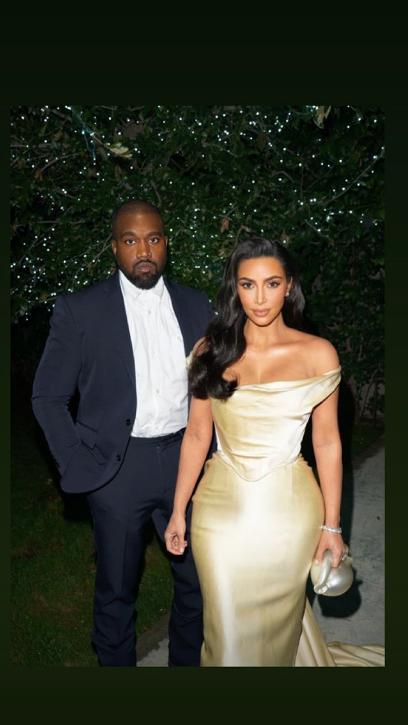 Канье Уэст и Ким Кардашьян. Фото скриншот instagram.com/kimkardashian/?hl=ru