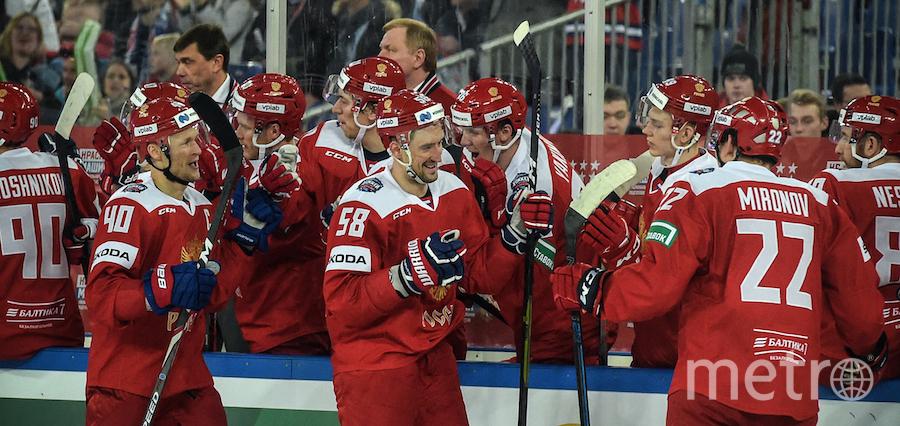 Матч в Петербурге посетили почти 68 тысяч болельщиков. Фото AFP