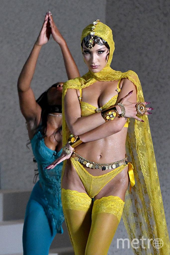 Белла Хадид. Архивные фото. Фото Getty