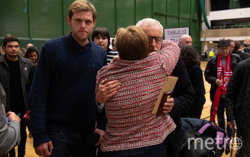 Карьеру Корбина можно считать законченной: лейбористы выберут другого лидера партии. Фото Getty