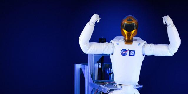 Robonaut 2.