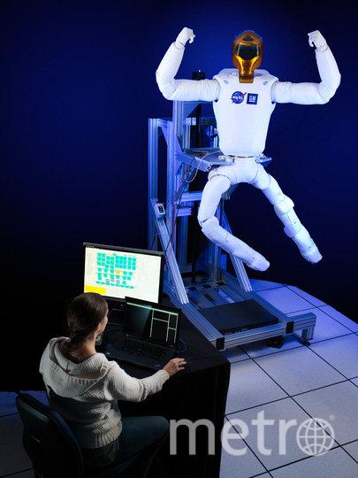 Robonaut 2. Фото NASA