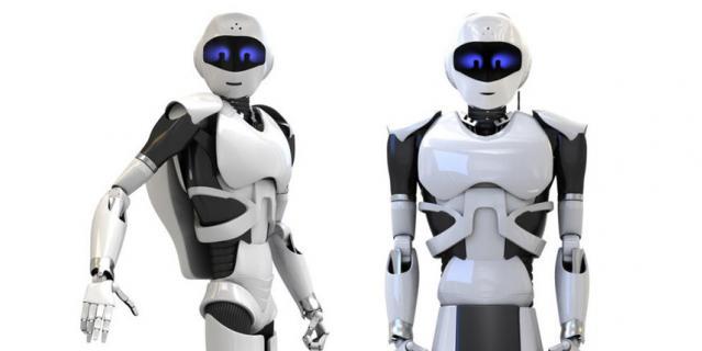 AlphaBot Robot.