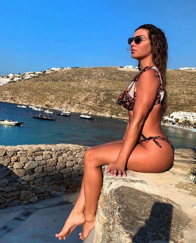 Анна Седокова сейчас. Фото Скриншот Instagram: @annasedokova