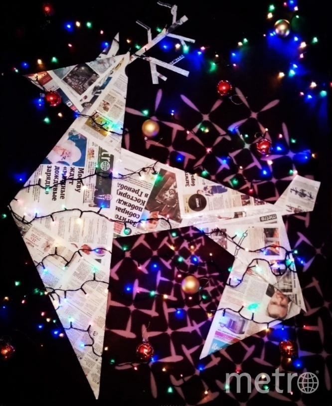 """Автор этой игрушки 13-летняя Кристина. Фото  Кристен Вишнякова, """"Metro"""""""