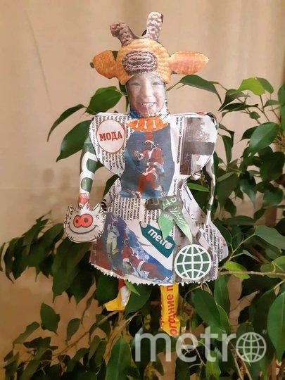 """Потёмкина Ольга сделала куколку, которую назвала СЧАСТЬЕ. Вдохновением для неё стала фото """"Бесконечное счастье"""" участника Metro Photo Challenge Иона Гарая Риоса из Перу. Фото Ольга, """"Metro"""""""