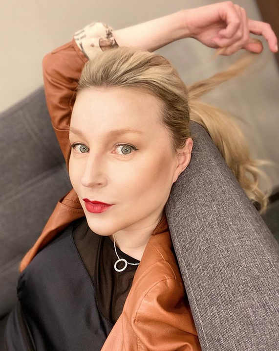 Ольга Медынич. Фото Скриншот Instagram: @medynich