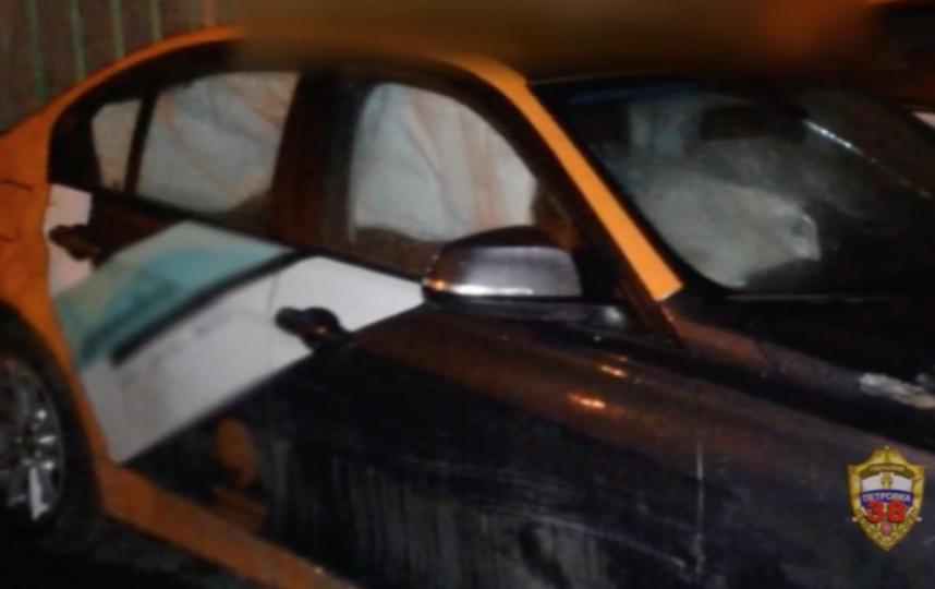 В Москве пьяный приезжий угнал каршеринговую машину. Фото скриншот 77.мвд.рф