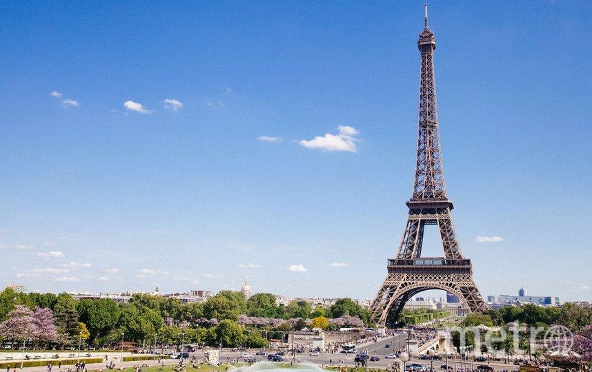 Париж, Франция. Фото pixabay