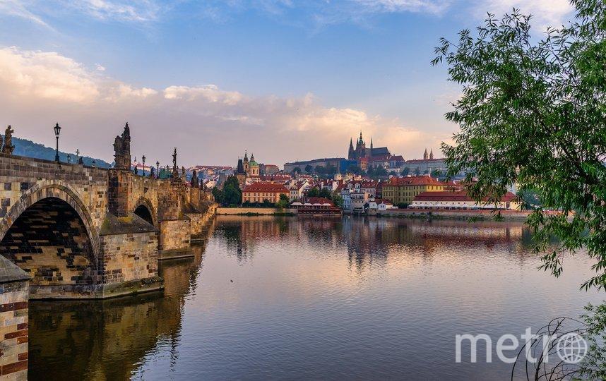 Прага, Чехия. Фото pixabay