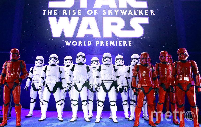 """Премьера 9 эпизода """"Звездных войн"""". Фото Getty"""