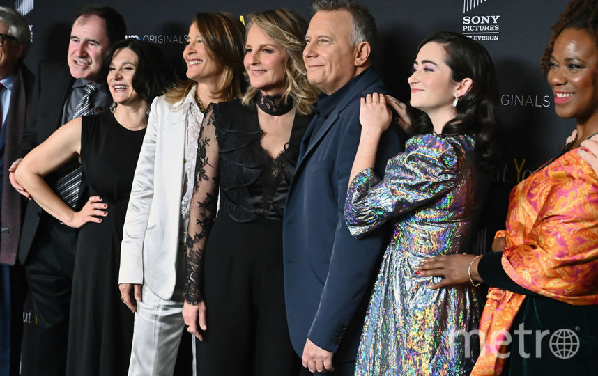 Хелен Хант и другие актеры сериала. Фото Getty