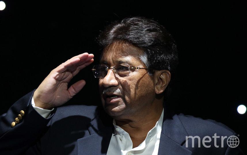 Мушарраф. Фото Getty