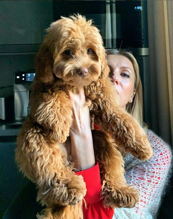 Светлана Бондарчук. Фото Скриншот Instagram: @a030aa
